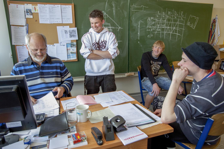 Produktionsschule Wilhelmshafen 2010