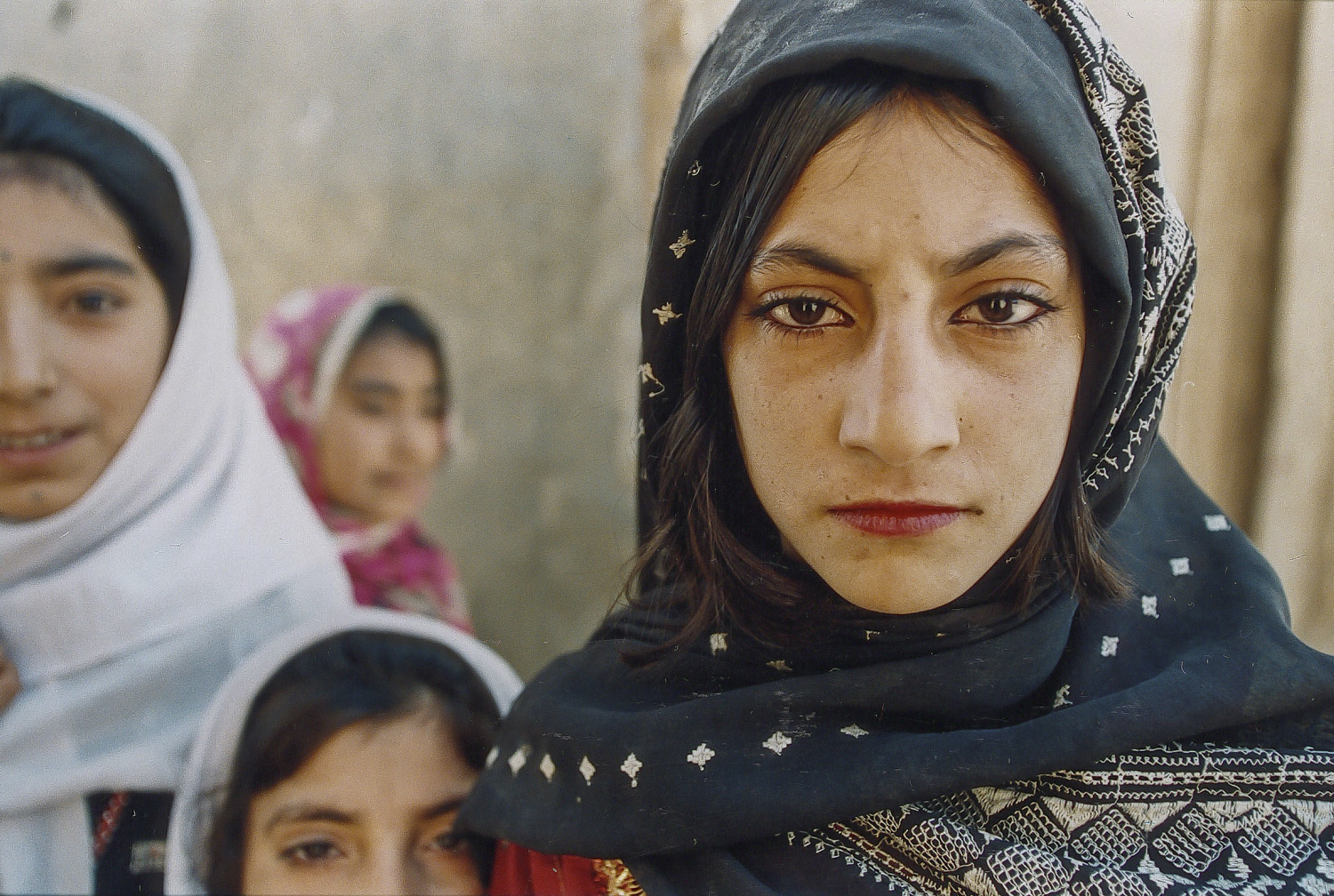 Afghanistan, women and girls in Afghanistan, Kutchi nomads
