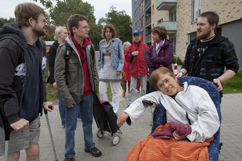 """Haus am Eisenwerk, Samstags – Einkauf  """"Leben mit Behinderungen"""""""