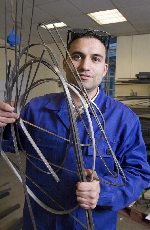 Mohammad Ghasemy, 26 Jahre, aus Teheran